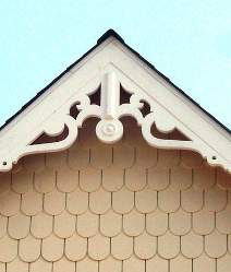 Victorian Gable Ornament