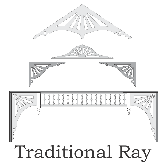 Traditional Ray